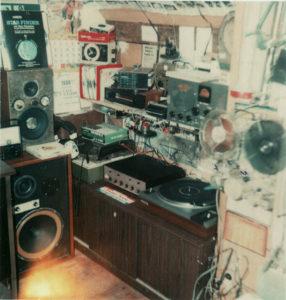 Locker Room Stereo Systems